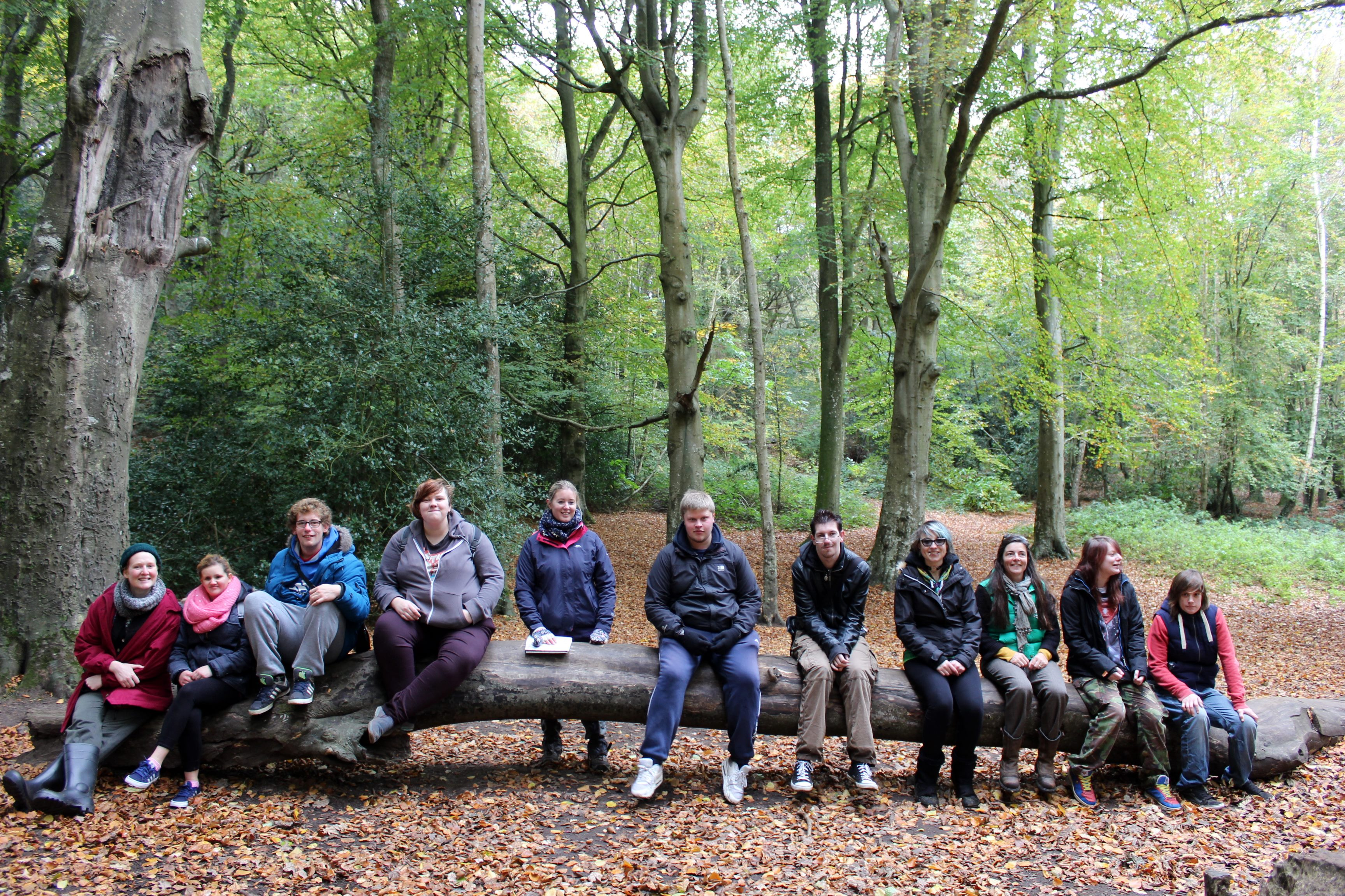 Pic-3.-Some-of-the-Green-Army-volunteers-on-autumn-walk-from-Branstone-Farm-to-Borthwood-Copse.JPG#asset:2778