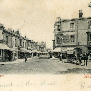 Old Postcard High St